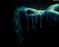 Dripping Face - Dark Gothic Wallpapers